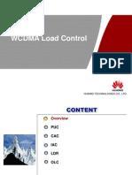 WCDMA Load Control for XXX Workshop (1)