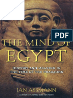 Jan Assmann 1996 the Mind of Egypt Metropolitan Books