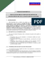 Especificações EMBRAPA SAA x SES - 1a Etapa - 291110