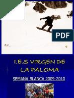 2010 Semana Blanca