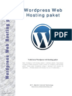 Wordpress Upute