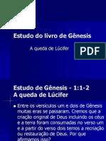 Aula 2 - A queda de Lúcifer
