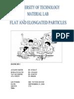 Copy of Flatness and Elongation