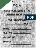FBI Silvermaster File, Section 07