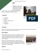 Qutb Shahi Tombs - Wikipedia, The Free Encyclopedia