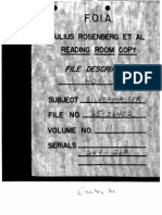 FBI Silvermaster File, Section 11