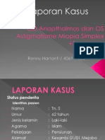 Astigmat Miop Simplex Renny
