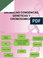 Presentación anomalias congenitas