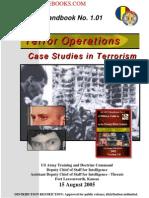 2005 US Army Case Studies in Terrorism 106p