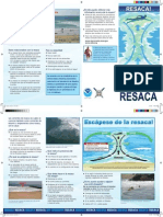 2005 Nws Rip Currents Brochure Final Spanish 2p