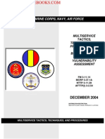 2004 US Marine Corps Nuclear, Biological, And Chemical Vulnerability Assessment 128p