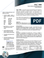 Vitec 7000 Antiscalant Datasheet L