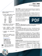 Vitec 3000 Antiscalant Datasheet L