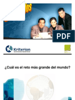 HR - Parte 1 Rep a - Kriterion-Clavell 2009