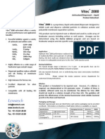 Vitec 2000 Antiscalant Datasheet L