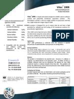 Vitec 1000 Antiscalant Datasheet L