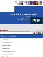 QTP Training Session2-Record and Run