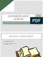 Antineoplastic Agents