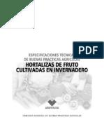 Hortalizas de Fruto Cultivadas en Invernadero