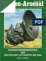 132 Waffen Arsenal Bodenfunkmessgerate Der Luftwaffe