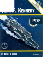 In Detail & Scale - No.042 - 'USS John F. Kennedy'