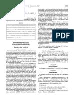 Decreto Lei 143 2010 de 31 de Dezembro