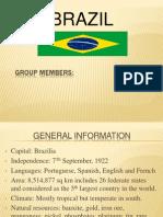 Stepin Anlysis of Brazil.