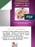 Enfermedades diarreicas en el niño y la niña