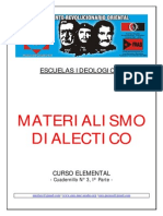 Materialismo Dialectico Elemental n3.1 01