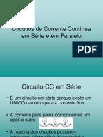 Circuitos de Corrente Contínua