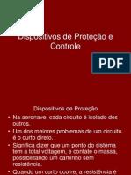 Dispositivos de Proteção e Controle