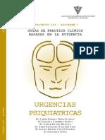 Urgencias Psquiatricas