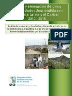 Control y Eliminacion 5 NID 2010-2015
