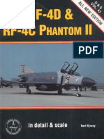 In Detail & Scale - No.043 - 'F-4C, F-4D & RF-4C Phantom II'