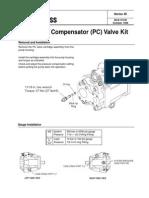 45 Series H Frame PC Valve Kit Instructions (BLN-10140 01Oct1996)
