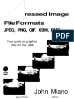 Compressed Image File Formats