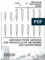 Purves 1981 - Microelectrode Methods for Intracellular Recording and Ionophoresis