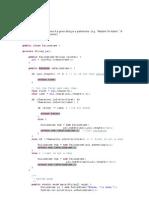 Test Written for Java Quiz