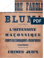 Libre Parole 1936