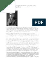 `O liberalismo teológico não é cristianismo` A proposição de J.G. Machen contra a teologia liberal