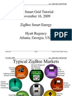 15 09 0770-00-0000 Smartgrid Tutorial Zigbee Smart Energy Overview