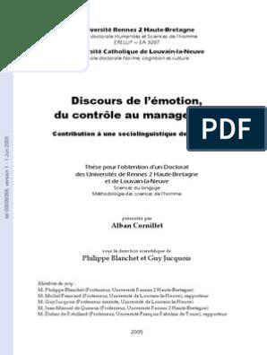 Tel 00009356 Métaphore Psychologie Et Sciences Cognitives