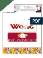 Plan Estratégico de Wong