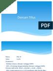 demam tifus