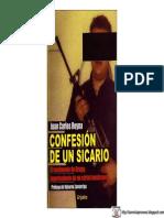 Confesion de Un Sicario - Juan Carlos Reyna