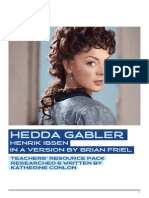 Hedda Gabler Teachers Pack