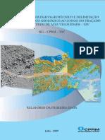 Relatorio Mapeamento Geolgico Geotcnico TAV CPRM