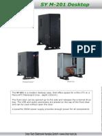 SY 201 Desktop e