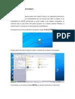 Manual Para Instalar Eviews 5
