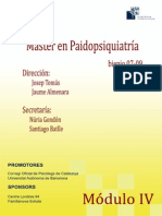 Evaluacion NeuropsicologicaChecklists